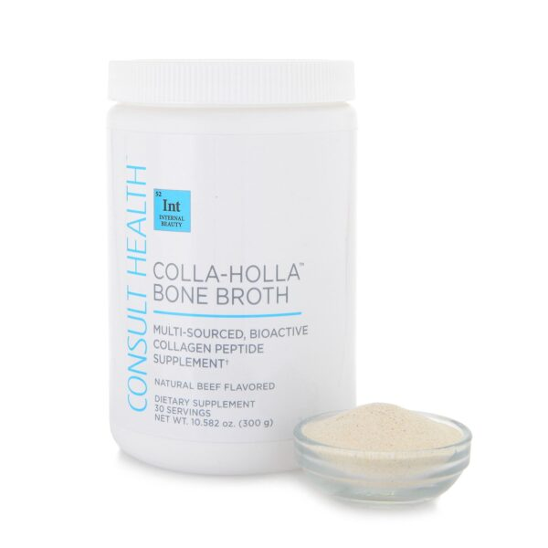 Consult Beaute Colla-Holla Bone Broth Collagen Peptide