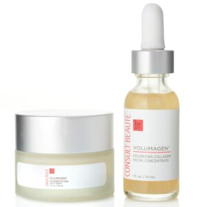 Consult Beaute Volumagen Facial Cream and Concentrate Discovery Duo