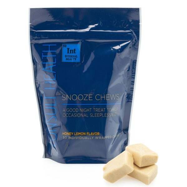Consult Health Snooze Chews