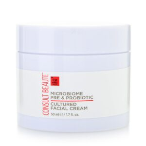 Consult Beaute Microbiome Pre & Probiotic Cultured Facial Cream 1.7 oz