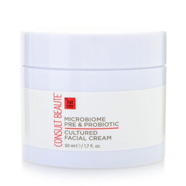 Consult Beaute Microbiome Pre & Probiotic Cultured Facial Cream 1.7 oz