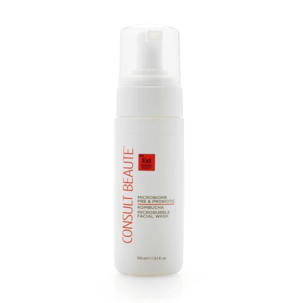 Consult Beaute MICROBIOME PRE & PROBIOTIC Kombucha Microbubble Facial Wash