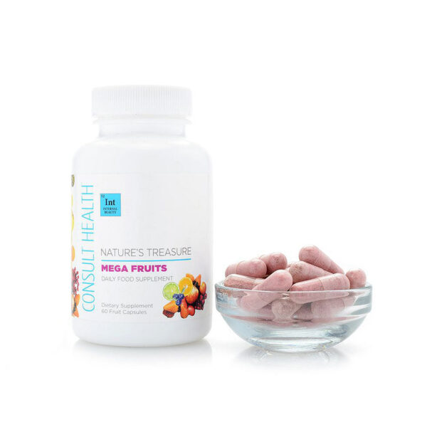 Consult Health Nature's Treasures Mega Fruit Daily Food Supplement