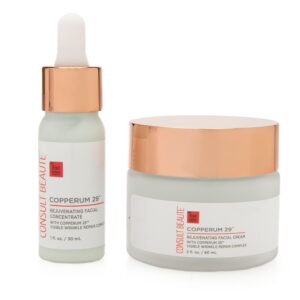 Copperum 29 Rejuvenating Concentrate and Cream duo
