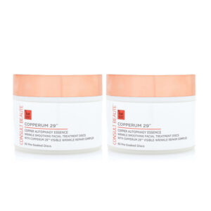 Consult Beaute Copperum 29 Autophagy Treatment Discs DUO