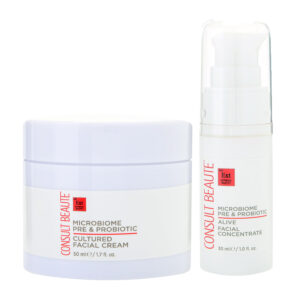 Microbiome Pre-Probiotic Facial Cream Concentrate DUO