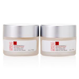 Consult Beaute Regenerol eye cream duo