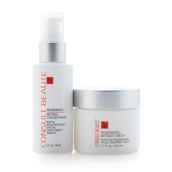 Regenerol Retinol Concentrate & Cream Duo