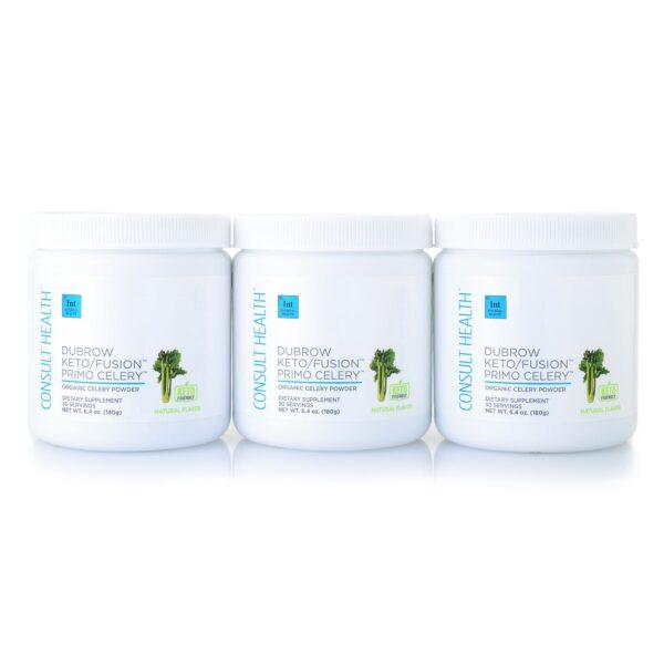 Consult Health Dubrow Keto/Fusion Primo Celery